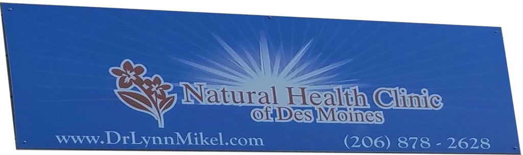 Thermography Service at Natural Health clinic of Des Moines